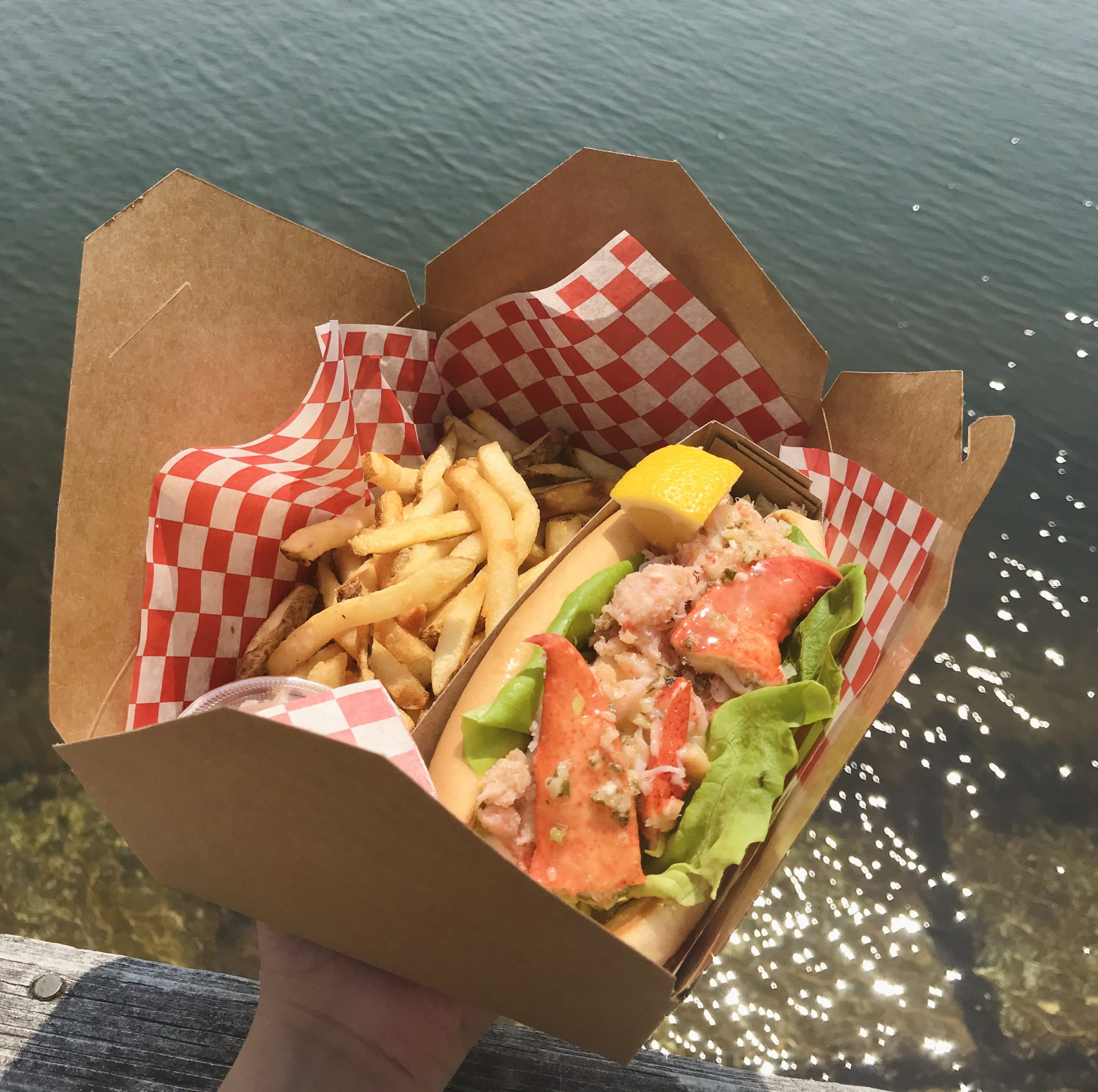Jolly Roger's Seafood